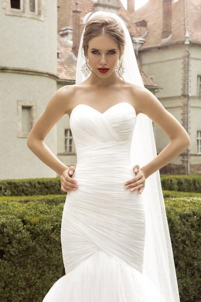 Dlhé svadobné šaty - 9 veľkostí, 5 farieb - Obrázok č. 2