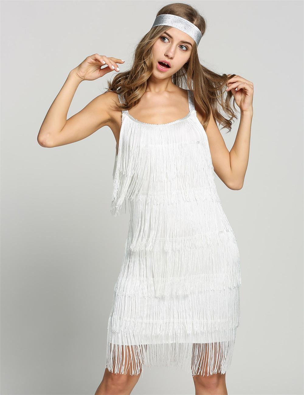 Spoločenské šaty + čelenka - 4 veľkosti, 3 farby - Obrázok č. 2