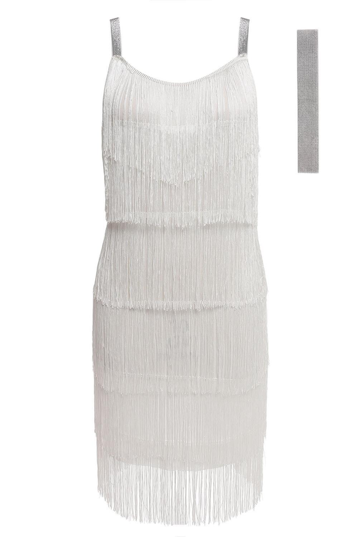 Spoločenské šaty + čelenka - 4 veľkosti, 3 farby - Obrázok č. 4