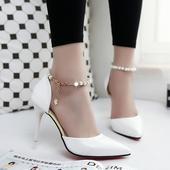Svadobné lodičky, obuv - 6 veľkostí, 38