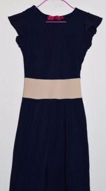 Šaty zn. Boohoo - 34/36 nenosené - Obrázok č. 2