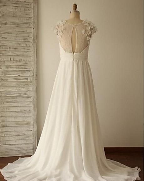 Dlhé svadobné šaty - 14 veľkostí - rôzne farby - Obrázok č. 2