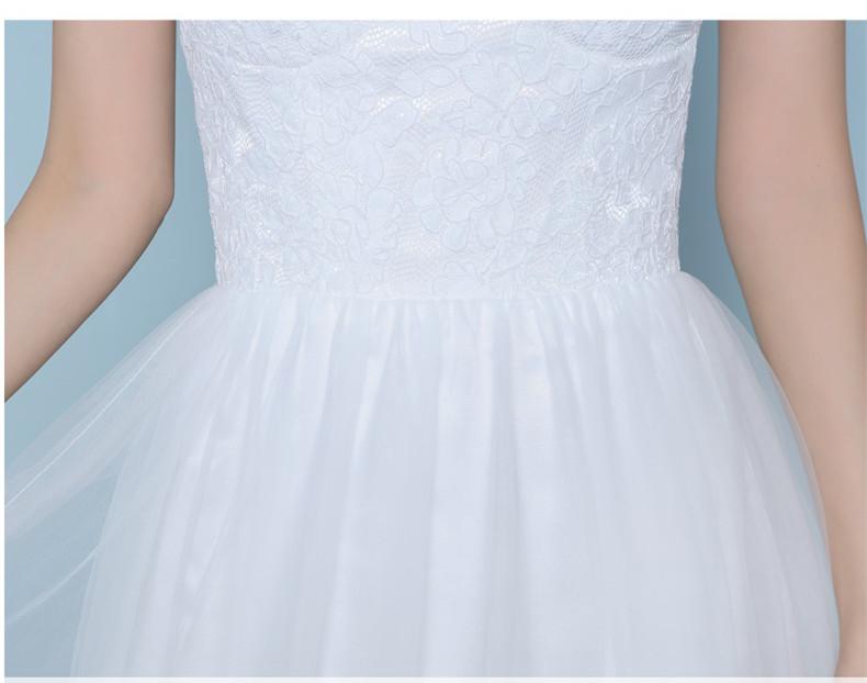 Dlhé svadobné šaty - 10 veľkostí - Obrázok č. 4