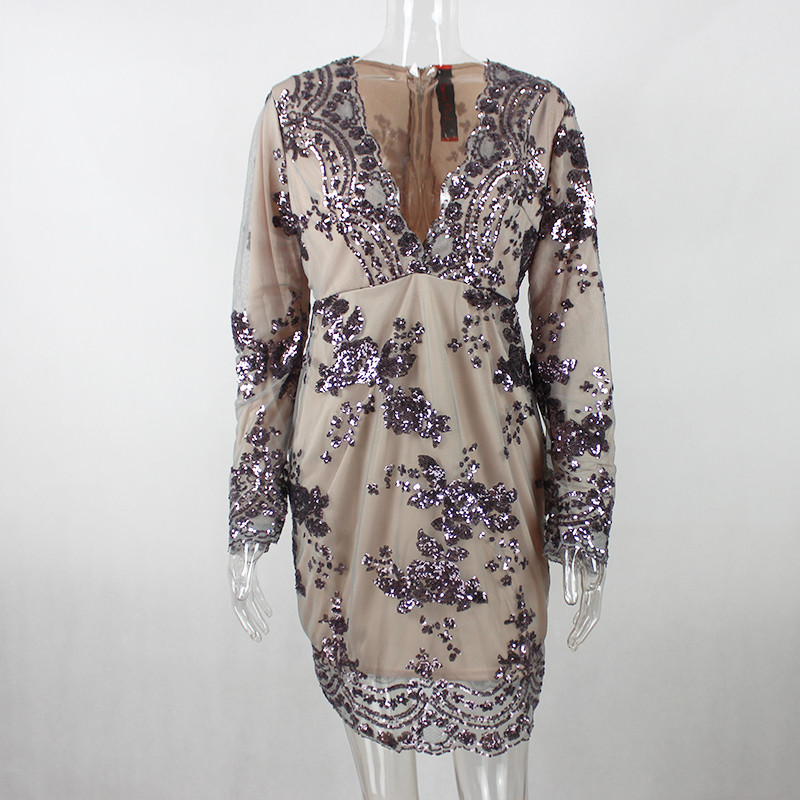 Krátke spoločenské šaty - 4 veľkosti,5 farieb - Obrázok č. 4