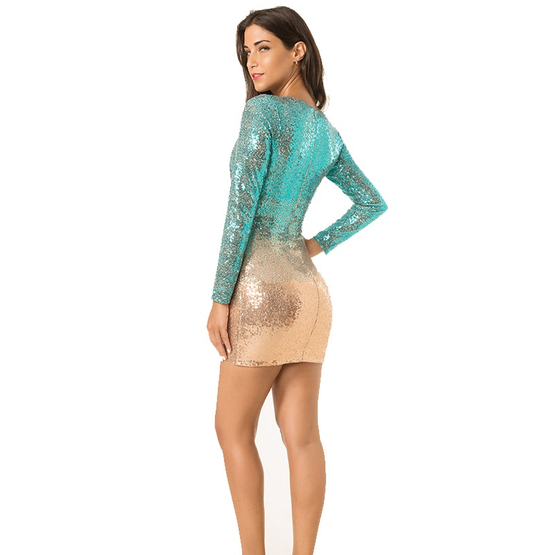 Krátke spoločenské šaty - 4 veľkosti - Obrázok č. 2