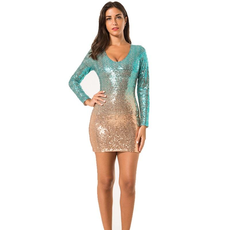 Krátke spoločenské šaty - 4 veľkosti - Obrázok č. 4