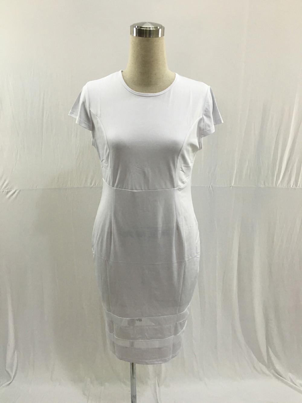 Krátke spoločenské šaty pre moletky - 5 veľkostí - Obrázok č. 2