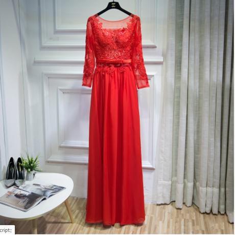Dlhé spoločenské šaty - 8 veľkostí - 7 farieb - Obrázok č. 4