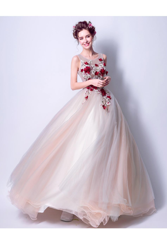 Dlhé spoločenské šaty - 7 veľkostí - Obrázok č. 1