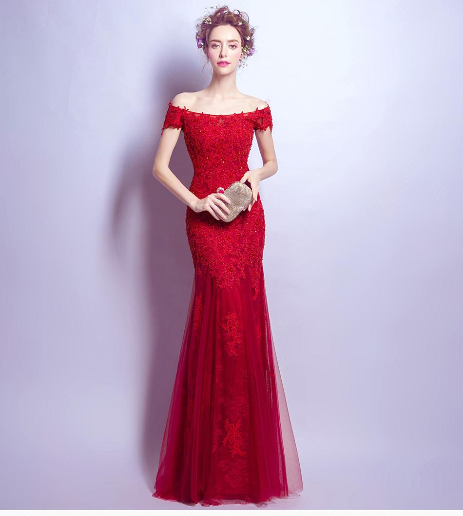 Dlhé popolnočné šaty - 11 veľkostí - Obrázok č. 1