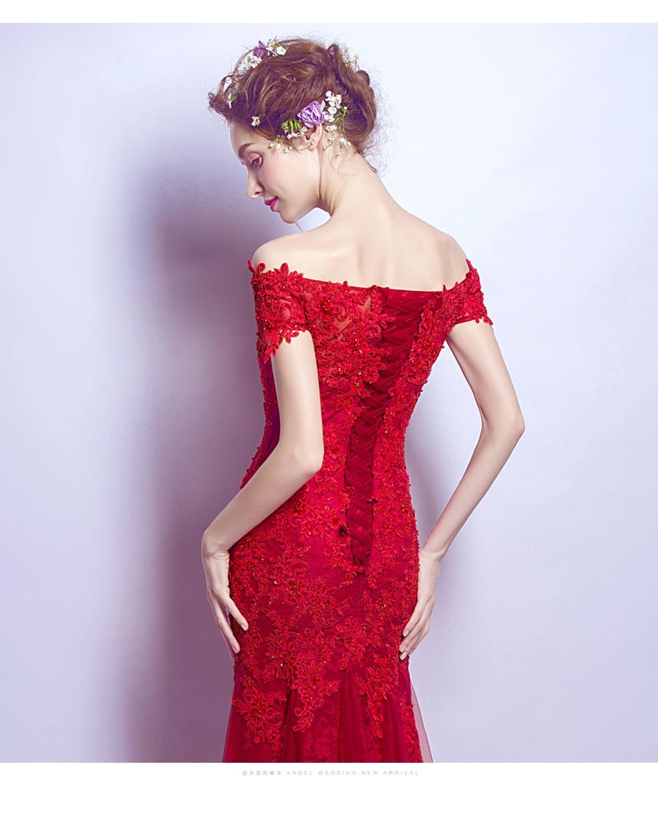 Dlhé popolnočné šaty - 11 veľkostí - Obrázok č. 3