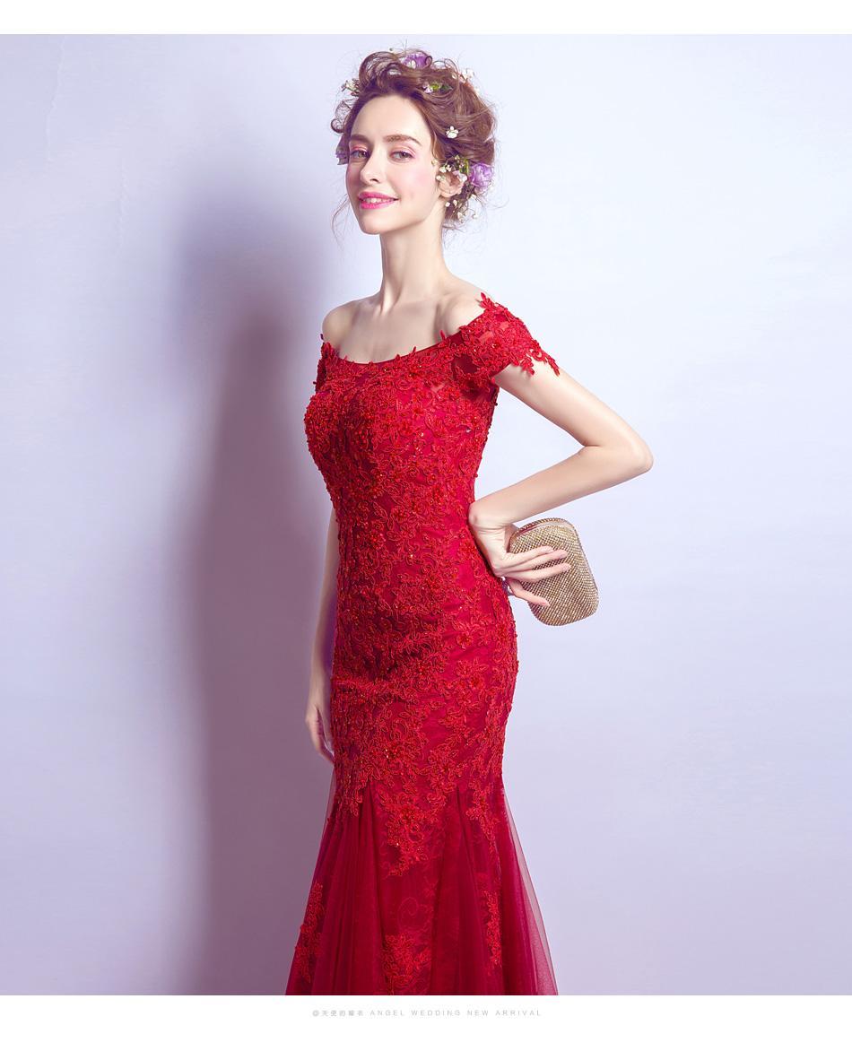 Dlhé spoločenské šaty - 11 veľkostí - Obrázok č. 2