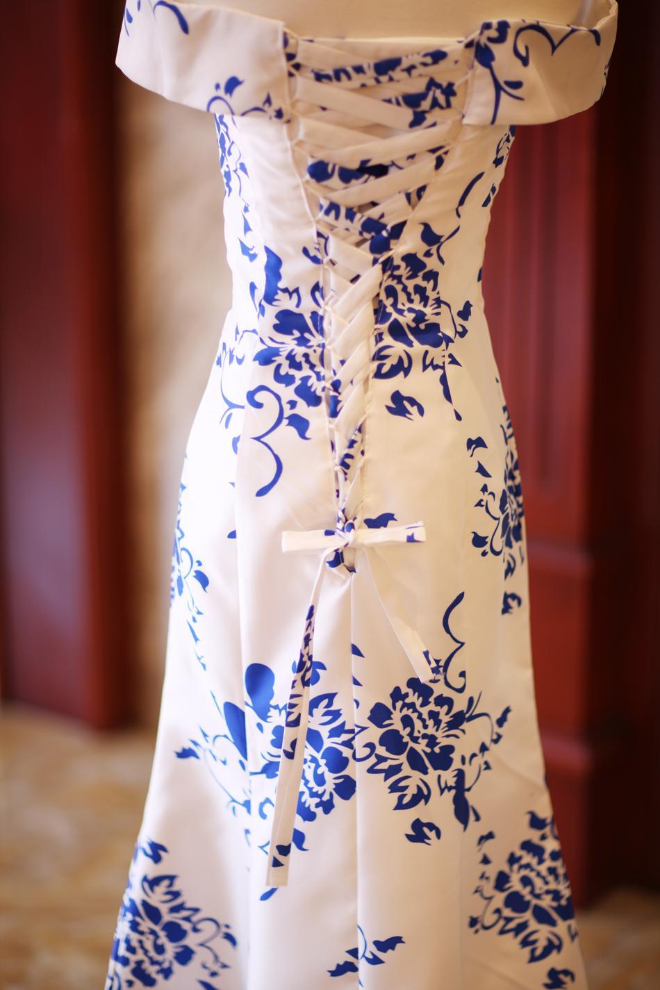 Dlhé spoločenské šaty - 7 veľkostí - Obrázok č. 3