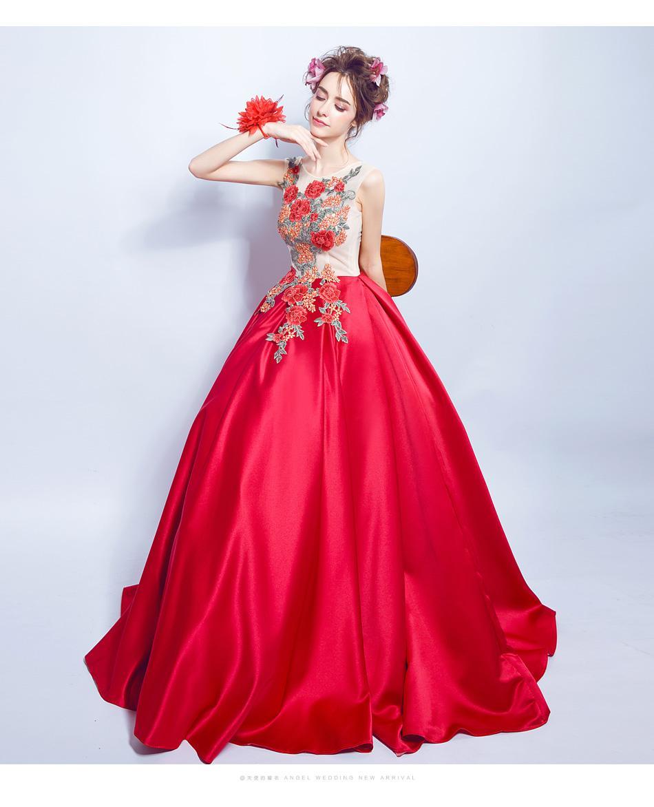 Dlhé popolnočné šaty - 10 veľkostí - Obrázok č. 1