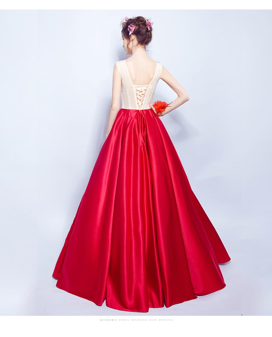 Dlhé popolnočné šaty - 10 veľkostí - Obrázok č. 3