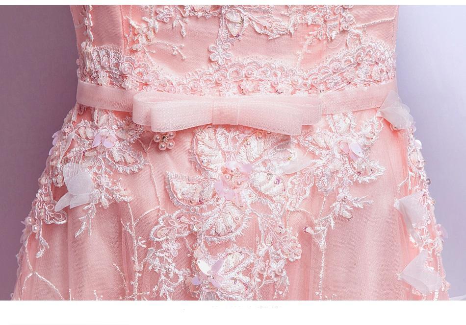 Dlhé popolnočné šaty - 7 veľkostí - Obrázok č. 2