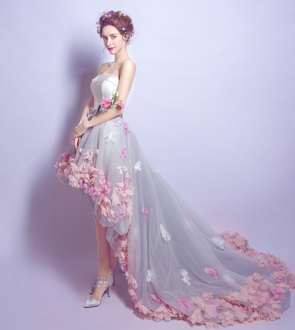 Dlhé spoločenské šaty - 7 veľkostí - Obrázok č. 4