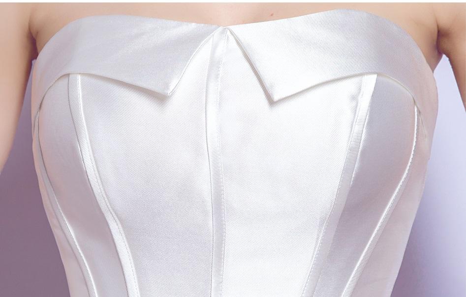 Dlhé popolnočné šaty - 7 veľkostí, 3 farby - Obrázok č. 4