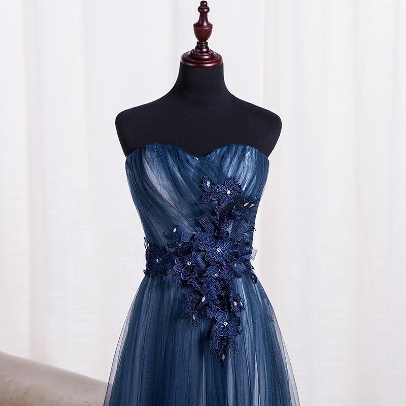 Dlhé spoločenské šaty - 8 veľkostí, 3 farby - Obrázok č. 2