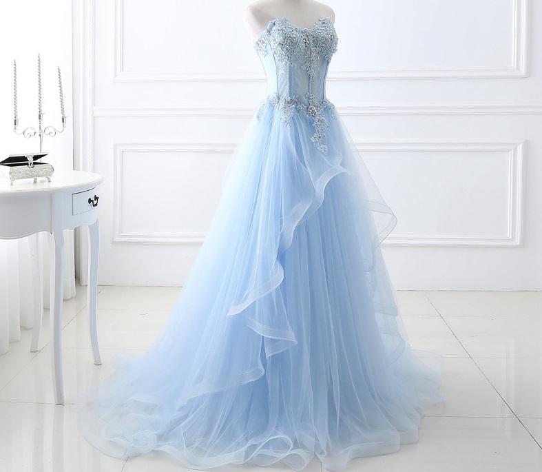 Dlhé spoločenské šaty - 14 veľkostí - Obrázok č. 1