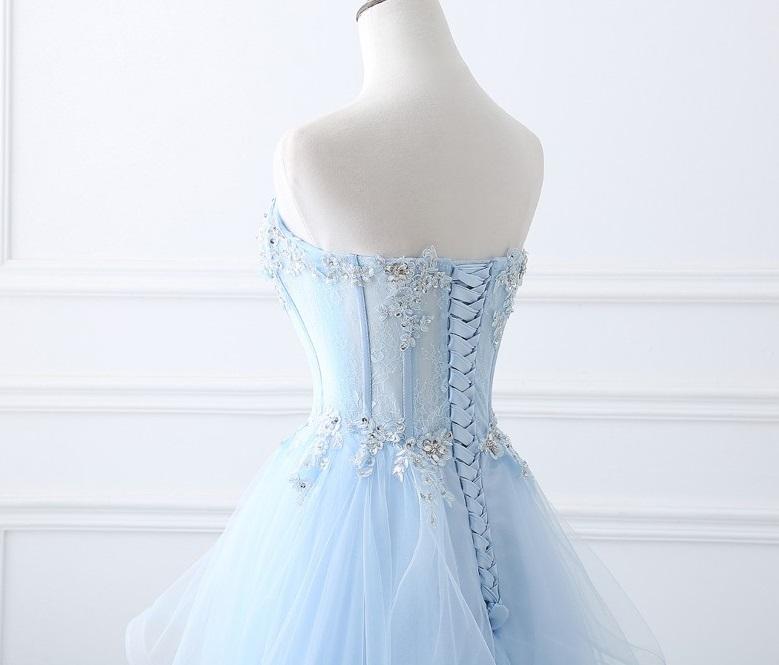 Dlhé svadobné šaty - 14 veľkostí - Obrázok č. 4