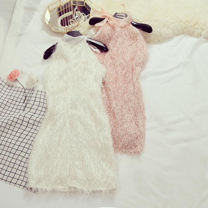 Krátke spoločenské šaty - 2 veľkosti, 2 farby - Obrázok č. 1