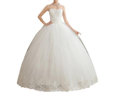 AKCIA svadobné šaty k dispozícii EU 36/40 - 42 - Obrázok č. 3