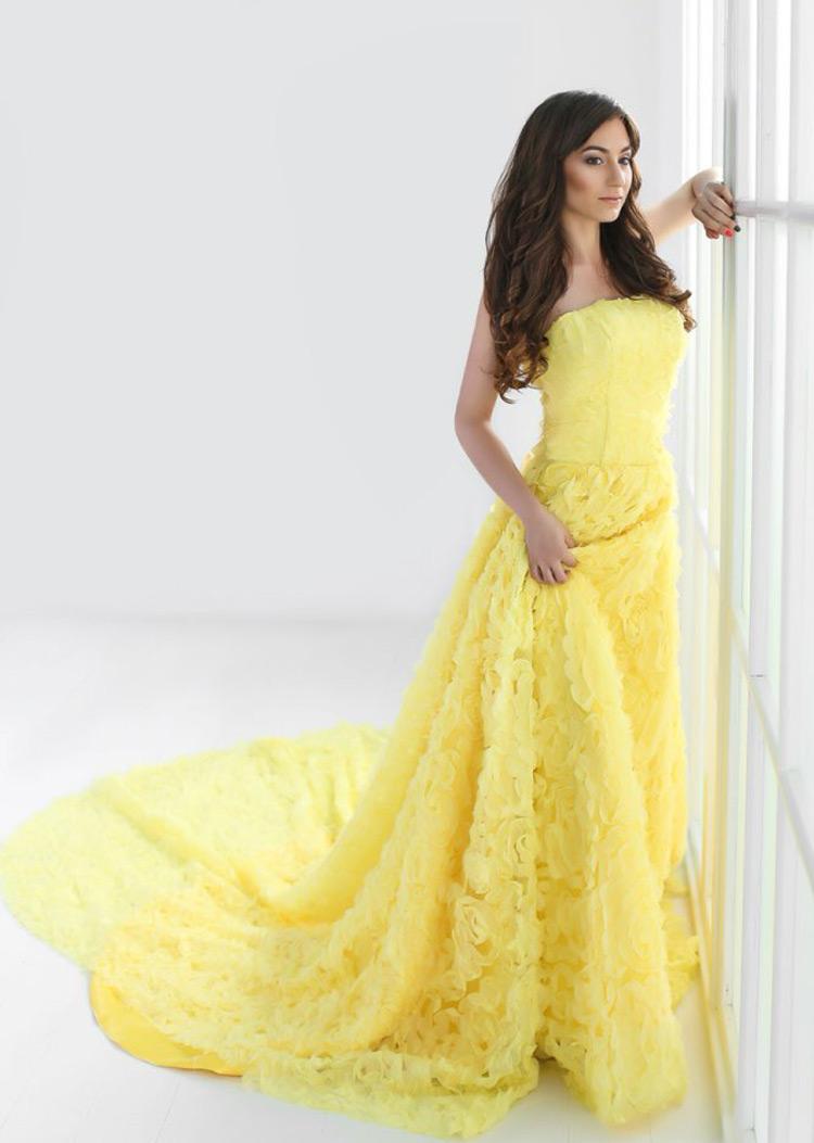 Dlhé spoločenské šaty - 8 veľkostí - Obrázok č. 4