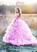Dlhé spoločenské šaty - 8 veľkostí, 38