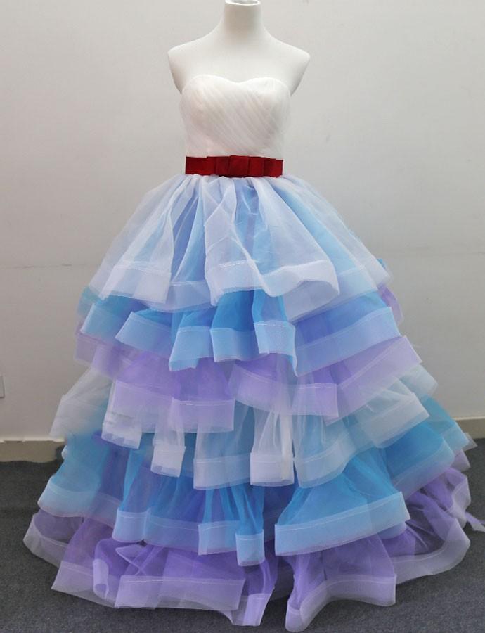 Dlhé spoločenské šaty - 8 veľkostí - Obrázok č. 1