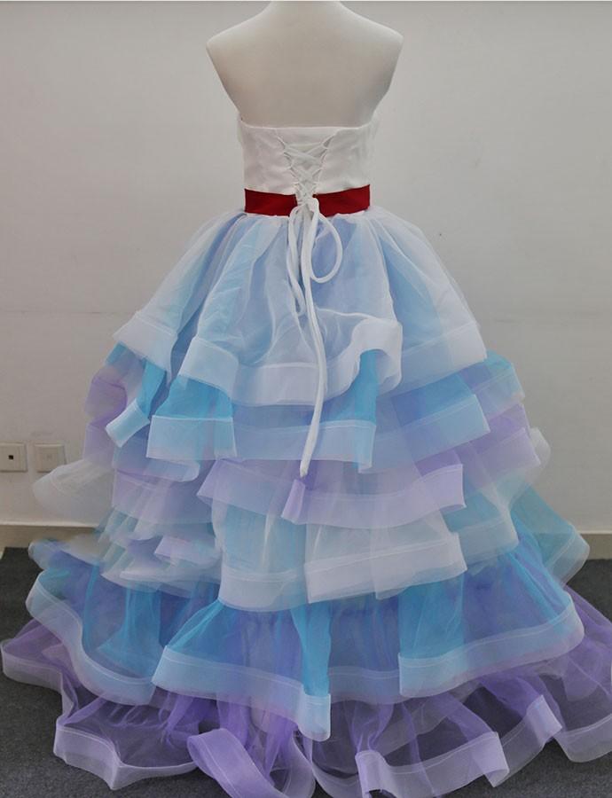 Dlhé spoločenské šaty - 8 veľkostí - Obrázok č. 2