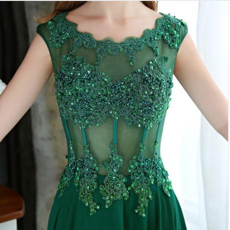 Dlhé spoločenské šaty - 6 veľkostí - Obrázok č. 4