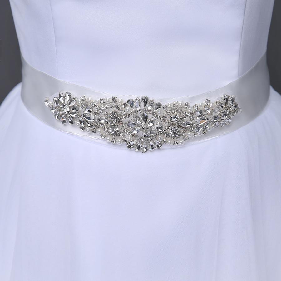 Dlhé svadobné šaty - 10 veľkostí, 5 farieb - Obrázok č. 4