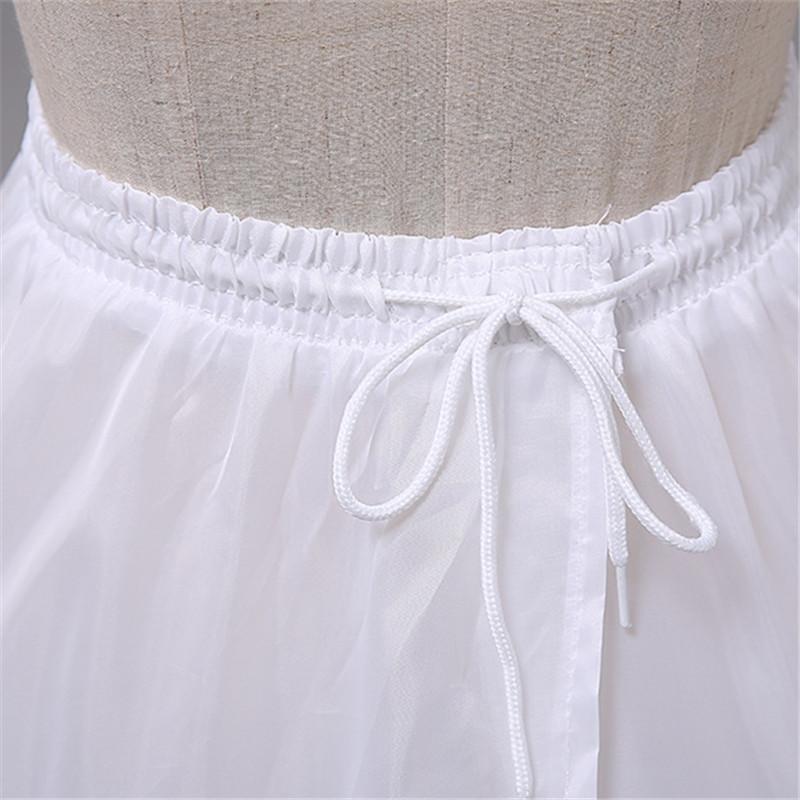 3 kruhová spodnička s tylom na gumičku - Obrázok č. 2