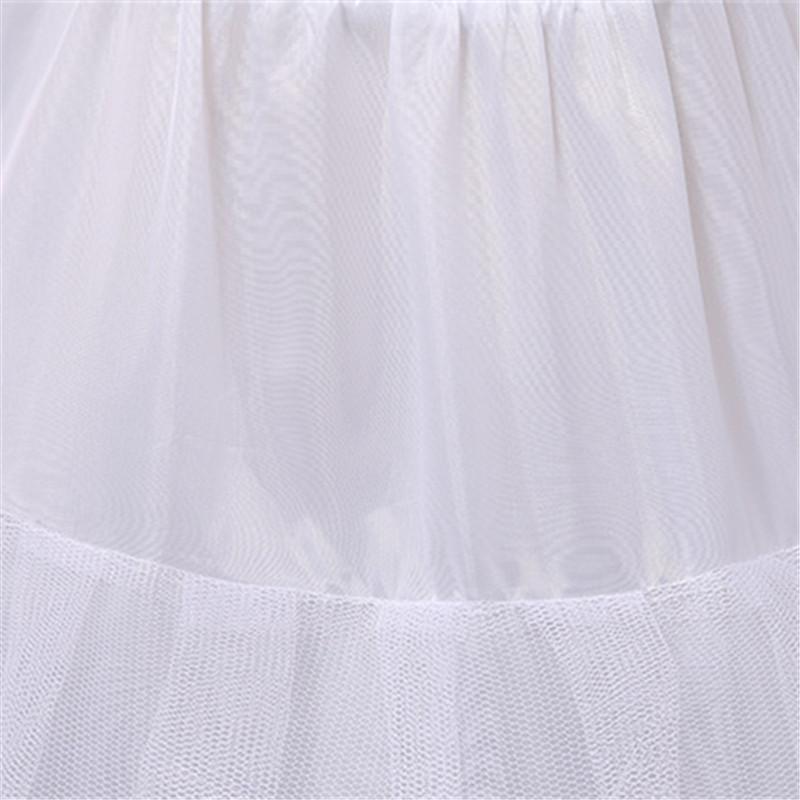 3 kruhová spodnička s tylom na gumičku - Obrázok č. 4