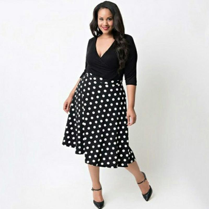 Krátke spoločenské šaty pre moletky - 9 veľkostí - Obrázok č. 2