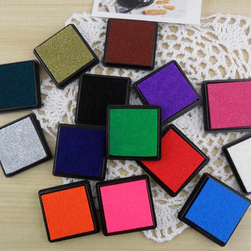 Farebné pečiatky - 15 farieb - Obrázok č. 3