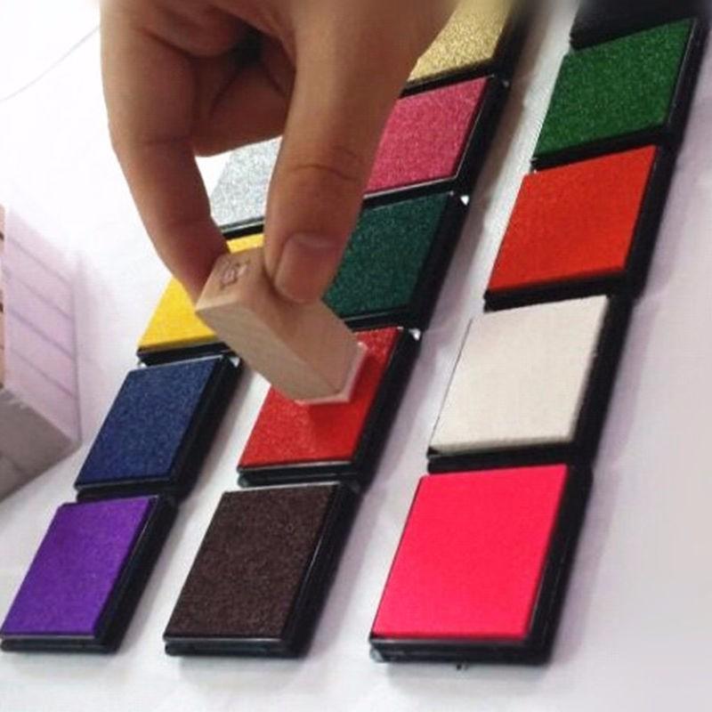 Farebné pečiatky - 15 farieb - Obrázok č. 4