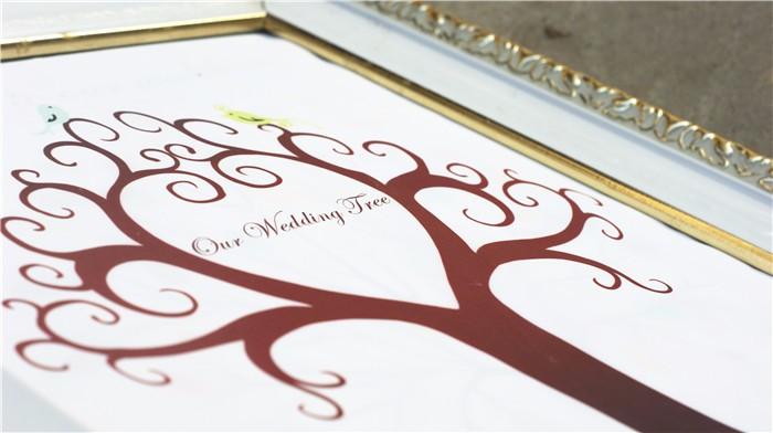 Strom šťastia - spomienkový strom - viac vzorov - Obrázok č. 3
