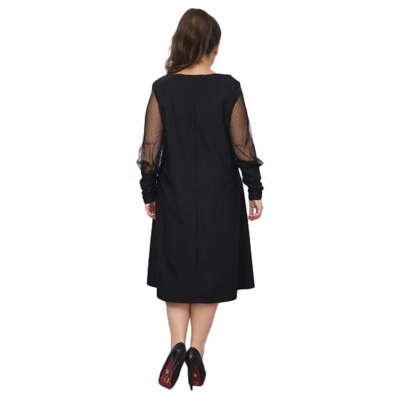 Krátke šaty pre moletky - 5 veľkostí - Obrázok č. 2