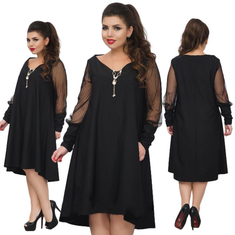 Krátke šaty pre moletky - 5 veľkostí - Obrázok č. 1