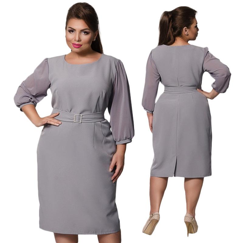 Krátke šaty pre moletky - 7 veľkostí - Obrázok č. 3