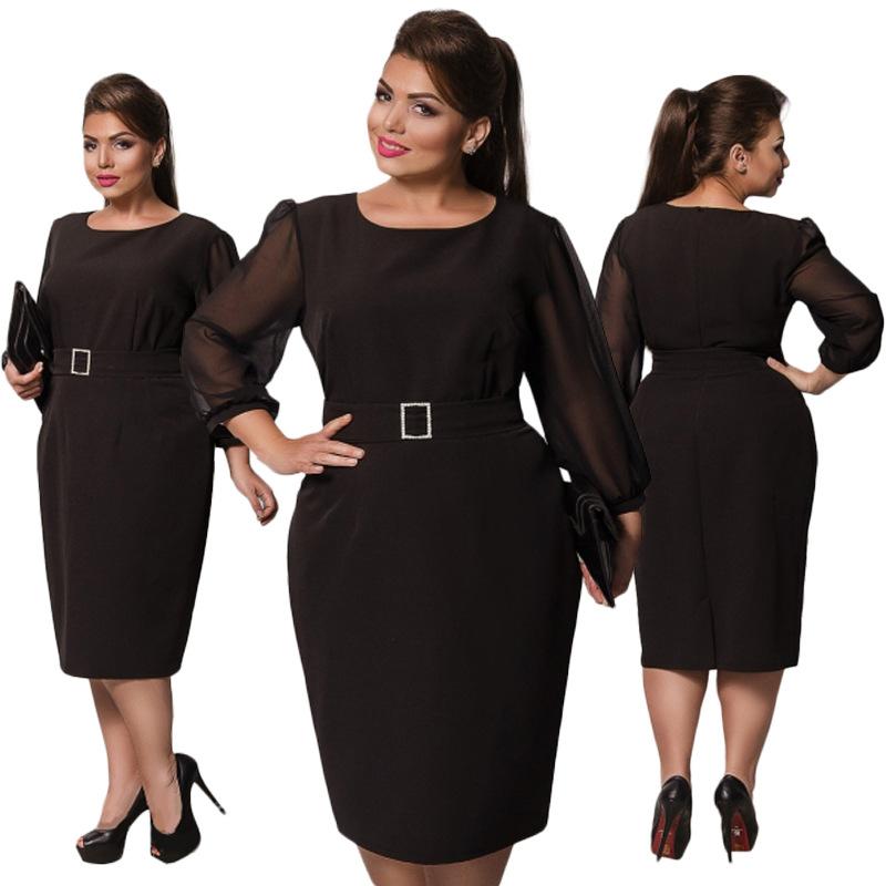 Krátke šaty pre moletky - 7 veľkostí - Obrázok č. 1