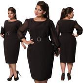 Krátke šaty pre moletky - 7 veľkostí, 54