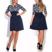 Krátke šaty pre molet - veľ. L-6XL, 48
