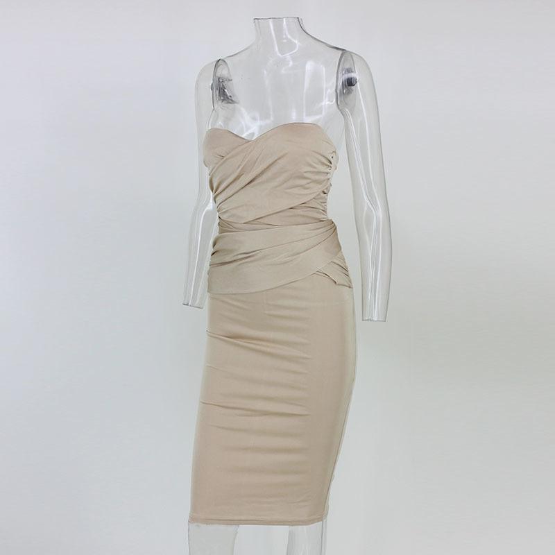 Krátke spoločenské šaty - 4 veľkosti - Obrázok č. 3