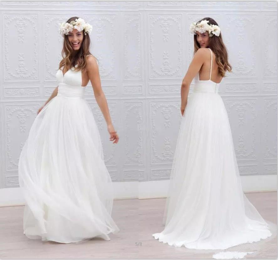 Dlhé svadobné šaty - 8 veľkostí, 5 farieb - Obrázok č. 1