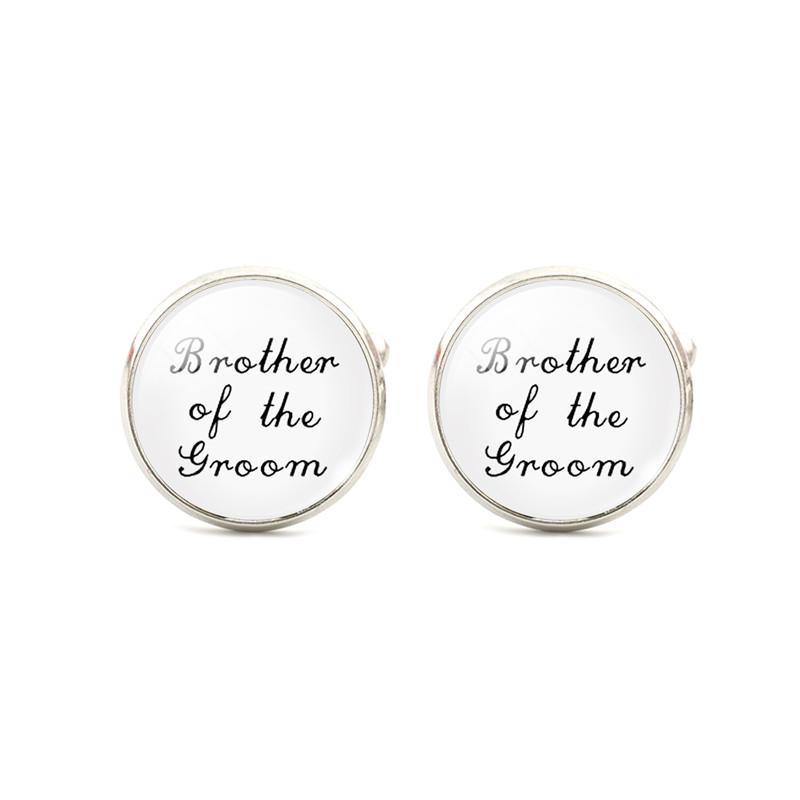 Manžetové gombíky pre ženícha, otca, brata - Obrázok č. 2