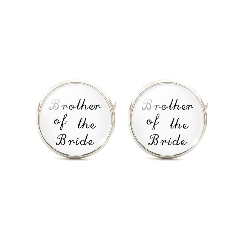 Manžetové gombíky pre ženícha, otca, brata - Obrázok č. 3