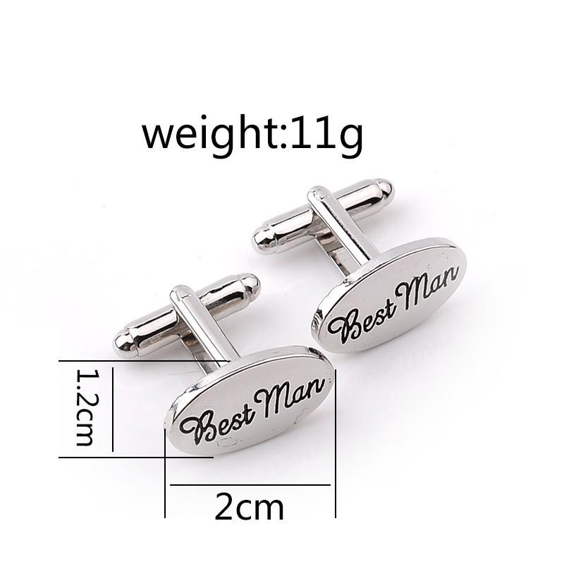 Manžetové gombíky pre otca - Obrázok č. 2